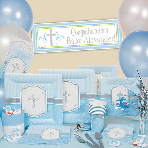 Baby Boy Dedication Baptism Christening Ideas Boys